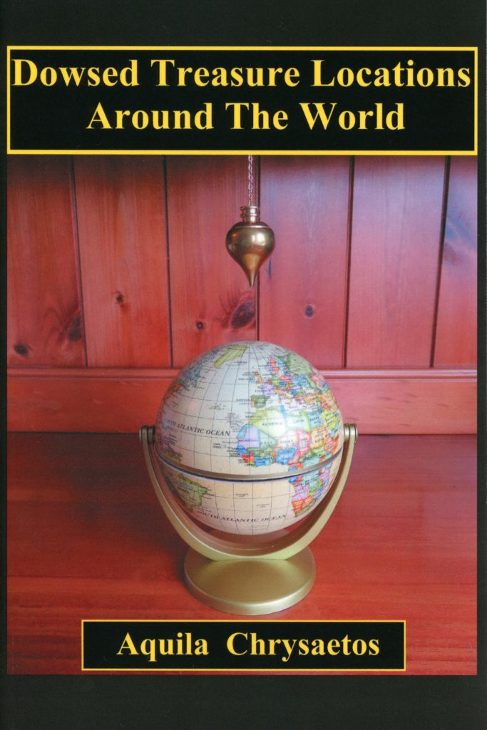 Book Review – Dowsed Treasure Locations Around the World True